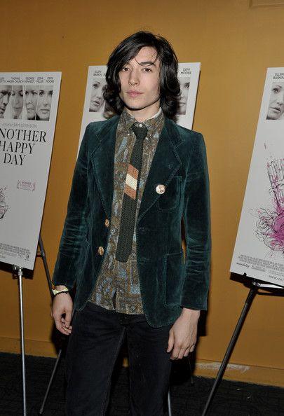 "Ezra Miller Photos - ""Another Happy Day"" New York Screening - Zimbio"