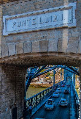 Portugal Turismo: Puente de Dom Luis I en Oporto