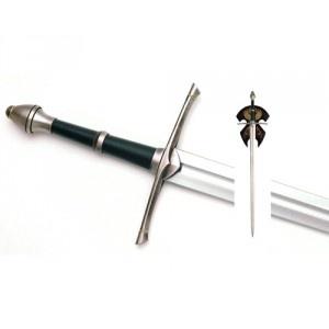 Espada Aragorn con stand de pared (119 cms.)
