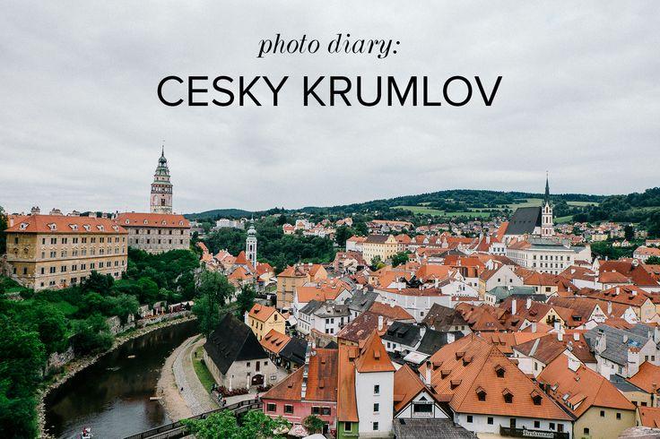 Photo Diary: Česky Krumlov, Czech Republic — My Wanderland