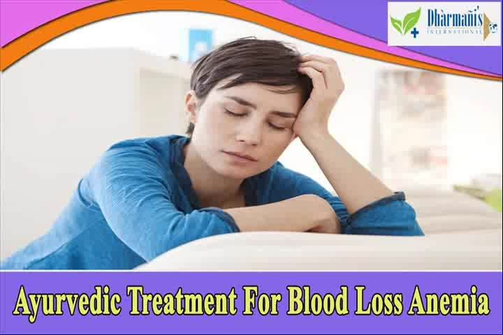 You can find more ayurvedic treatment for blood loss anemia at   http://www.dharmanis.com/iron-supplement.htm  Dear friend, in this video we are going to discuss about the ayurvedic treatment for blood loss anemia. Feroplex capsule is the best ayurvedic treatment for blood loss anemia in men and women.  Ayurvedic Treatment For Blood Loss Anemia