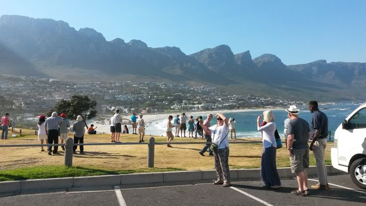 The start of a memorable Cape Peninsula day tour