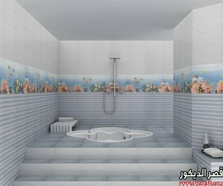 الوان سيراميك حمامات Corner Bathtub Bathroom Bathtub