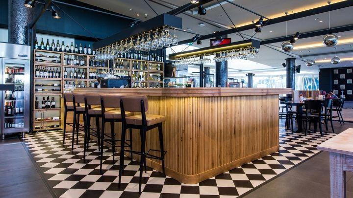 La Pasteria in Golden Hall by Chadios+Associates, Athens – Greece » Retail Design Blog