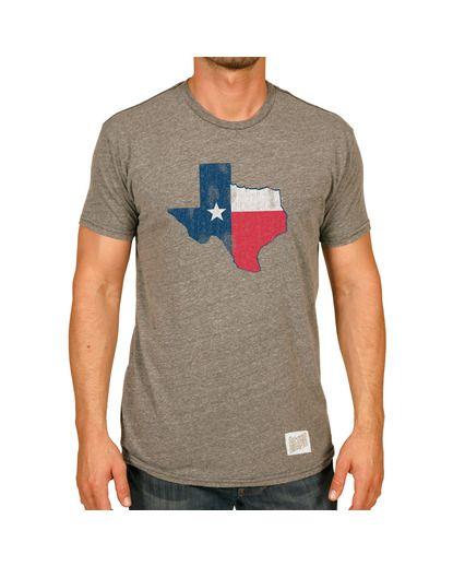Men's Texas State Flag T-Shirt
