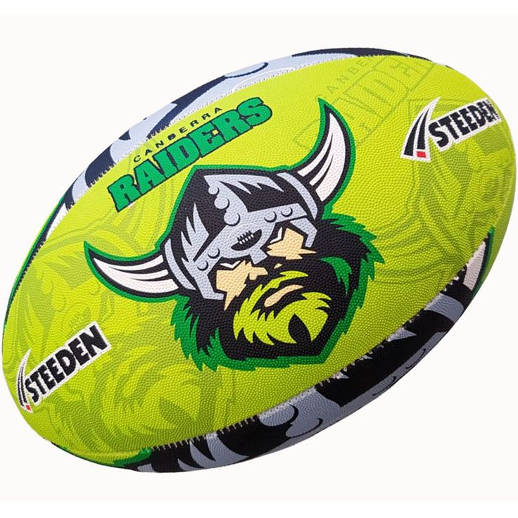 Brand new NRL rugby league supporter ball 2017 edition