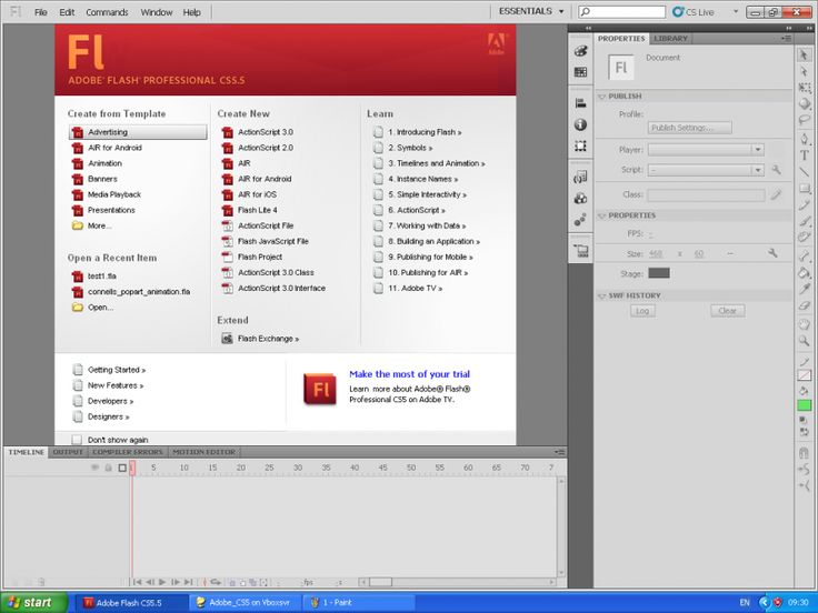 adobe flash cs3 professional crack free download