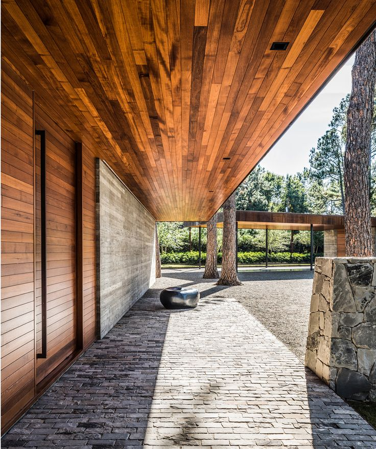 25 best ideas about weathering steel on pinterest metal for Concrete house texas