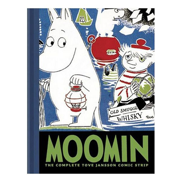 This third volume returns to Moominvalley, where its beloved inhabitants get tangled up in five new stories. Moomin falls in love with a damsel in distress, an unseasonably warm spell turns the valley into a tropical rainforest, and a flying saucer crashes into Moominmamma's garden. Moominpappa decides to live out his dream of occupying a lighthouse and writing a great seaside novel, only to discover that he hates the sea so close up and has no interest in writing about it.