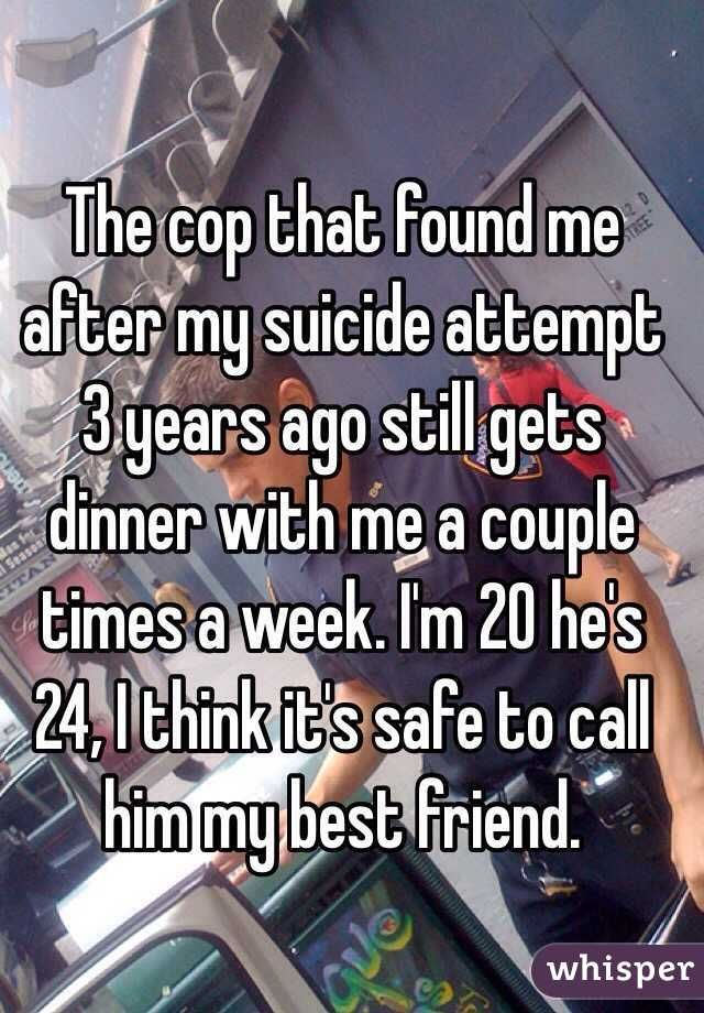 Whisper App. Confessions on interactions between cops and civilians.