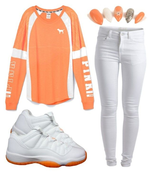 """It Goes Down In The DM"" by miyaaonfleek02 ❤ liked on Polyvore featuring Retrò, Pieces, women's clothing, women, female, woman, misses and juniors"