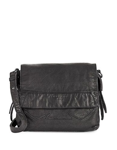 Funda Floral Cotton and Leather Crossbody | Hudson's Bay