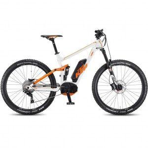 Bicicleta eléctrica KTM Macina kapoho 27.5+ 11 CX5 11S XT