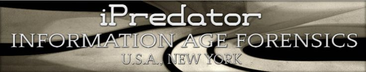 iPredator Inc. is a NYS based Information Age Forensics Company founded to provide educational and advisory products & services to online users on cyberbullying, cyber harassment, cyberstalking, cybercrime, internet defamation, cyber terrorism, online sexual predation and cyber deception. Created by a NYS licensed psychologist and certified forensic consultant, Michael Nuccitelli Psy.D., C.F.C., their goal is to reduce victimization, theft and disparagement from online assailants.