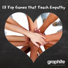Teach kids empathy with these 13 games.