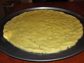 Eet goed, Voel je goed: Amandelmeel Pizzabodem en Crackers