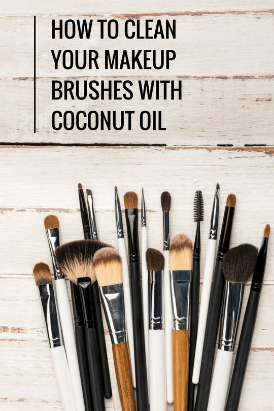 Best 20+ Clean makeup brushes ideas on Pinterest | Brush cleaning ...