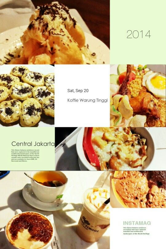 The real Indonesian food