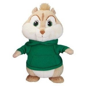 Alvin and The Chipmunks the Squeakqual Mini Plush - Theodore (Toy)  http://postteenageliving.com/amazon.php?p=B0032GQ23I