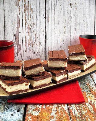 NoCarb csokis joghurtos szeletAz este csak ehhez volt kedvem ,volt még kókuszjoghurtom,gyorsan megsütöttem,nagyon finomHozzávalók:12 szelet150 grNocarb kakaós muffinpor30 gr kókuszolaj3,2 dl víz1,5 ek Nocarb 1:7 édesítőTöltelék: