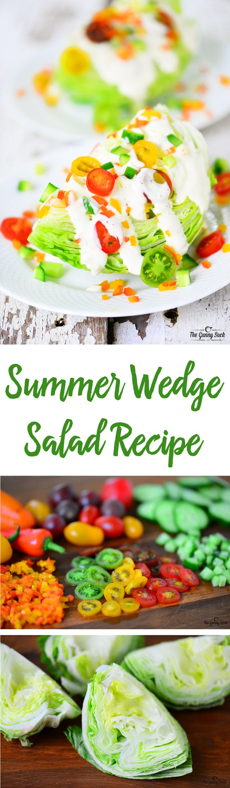 LOVE this as a summer side dish or even a light lunch! Would be great with crumbled bacon and shredded cheese too.