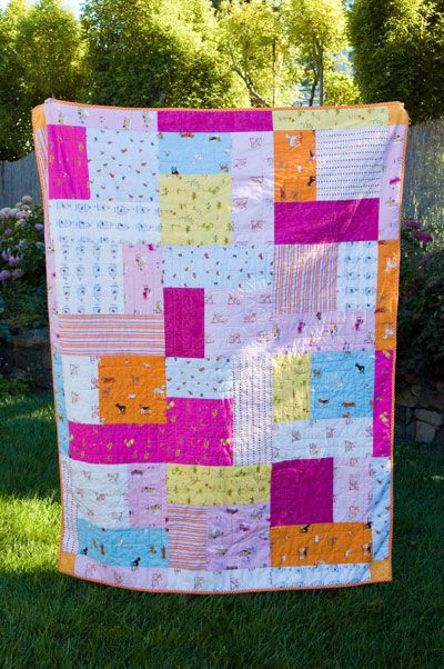 19 best turning twenty quilt patterns images on Pinterest | Easy ... : easy first quilt - Adamdwight.com