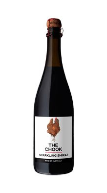 Perfectly priced, this bottle of sparkling shiraz will set the tone for a delectable date night! The Chook Sparkling Shiraz NV