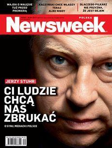 Ci ludzie chcą nas zbrukać. O synu, mediach i Polsce.