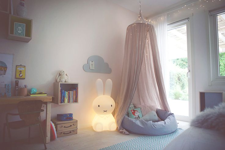 Nice Idea for realaxing in a Kids Room