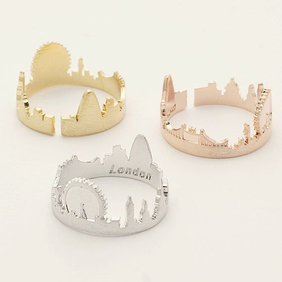 Ring london skyline