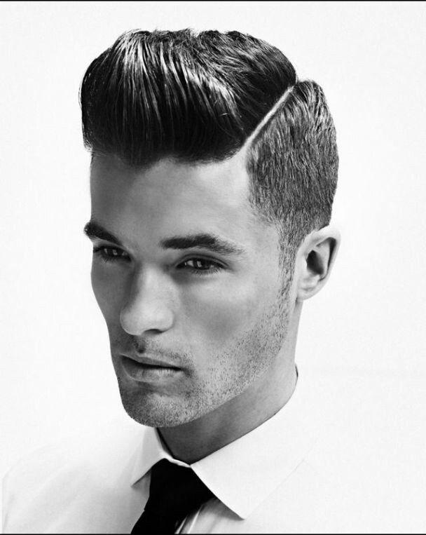 Strange 1000 Images About Retro Modern Hairstyles On Pinterest Comb Short Hairstyles Gunalazisus