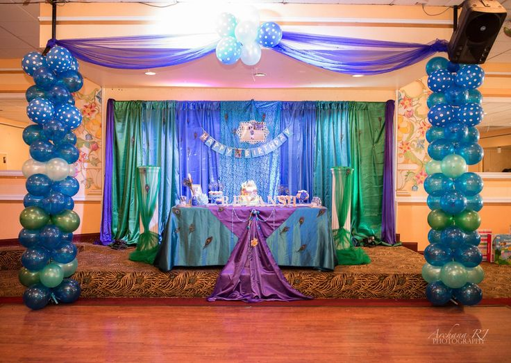 Krishna Theme Backdrop