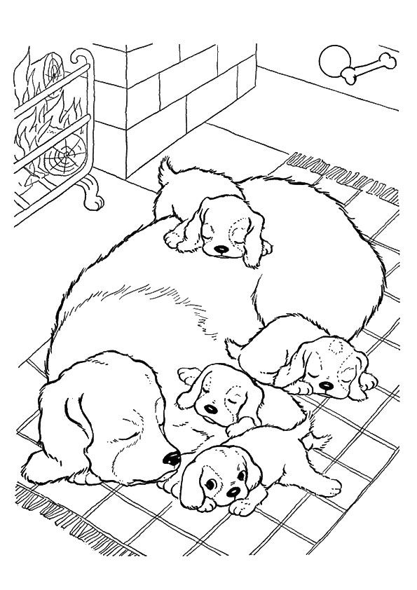 The 25+ best Puppy coloring pages ideas on Pinterest | Dog ...
