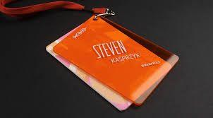 Bildergebnis für creative conference badges