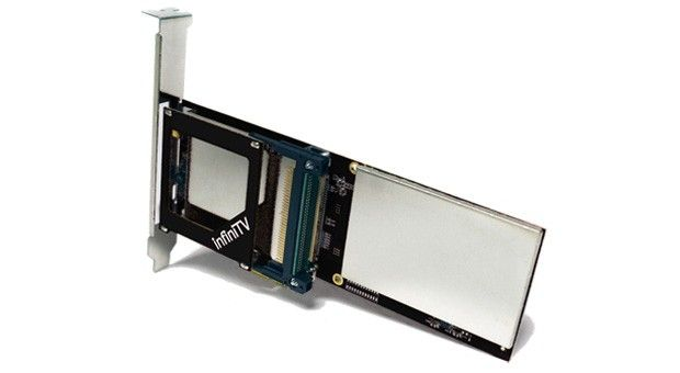 Ceton ships InfiniTV 6 PCIe tuner, crams six HD channels into a home theater PC