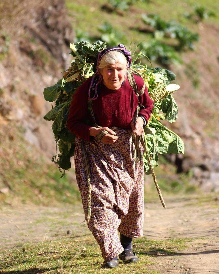 Anadolu'da Kadın Olmak Fotoğrafı gönderen: Mesut Karaduman
