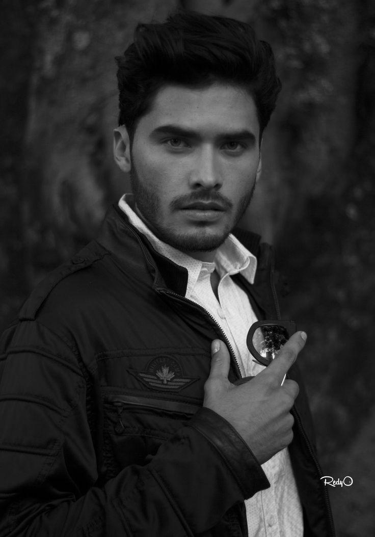 #photoshooting #behindthescenes #ComoTuNinguna con el modelo Santiago Ramirez