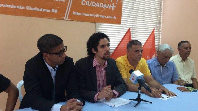 Movimiento Ciudadano C+ suspende conversaciones con PRM