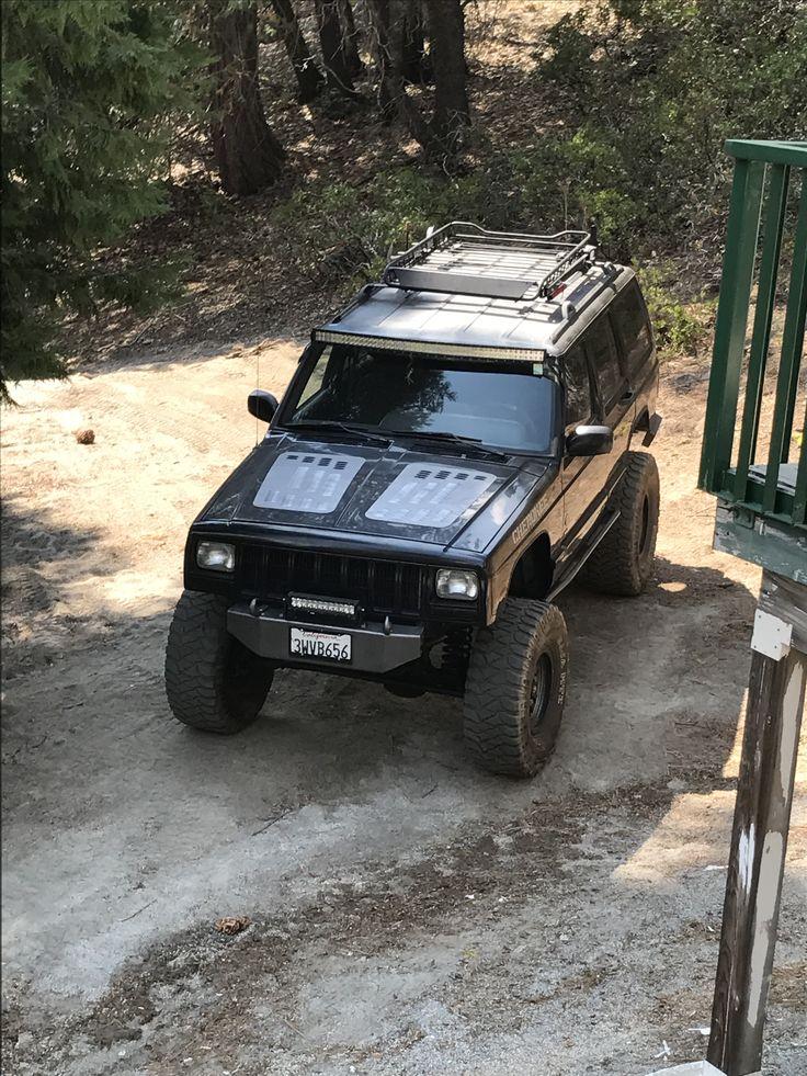 Cherokee Hood Vents Jeep Cherokee Xj Jeep Xj Jeep Cherokee