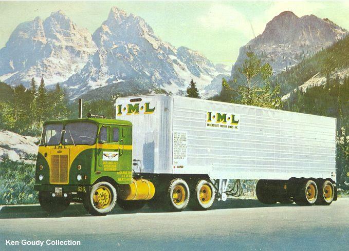 17 Best Images About Fallen Truck Companies On Pinterest