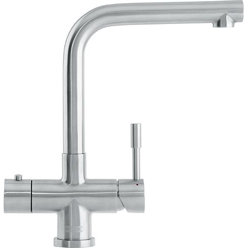 3-in-1 Tap   Minerva Mondial   Stainless Steel   Instant boiling water taps