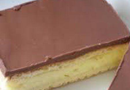 schoko-pudding kuchen vom blech | erdbeerlounge.de