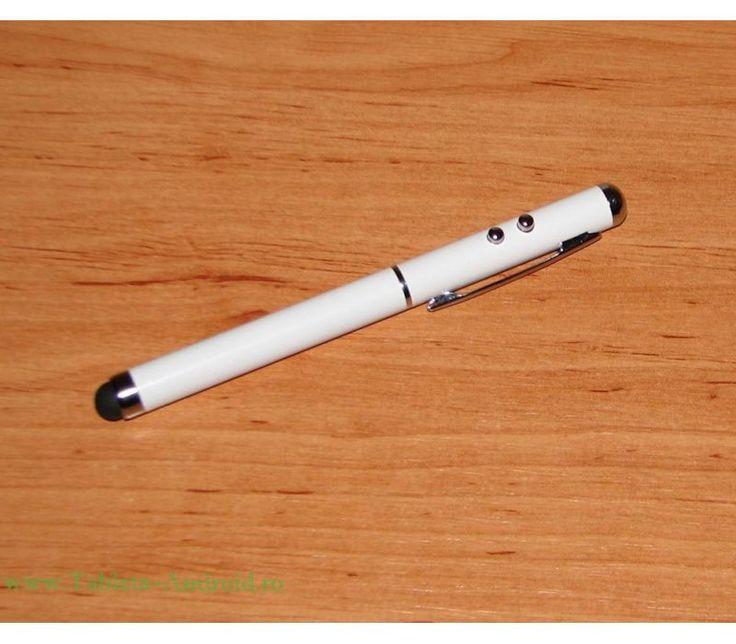 Stylus cu laser si lanterna -https://www.tableta-android.ro/accesorii-tableta-filtru-type-stylus-uri/stylus-pen-de-culoare-alba-cu-laser-rosu-si-lanterna.html #stylus #laser #Accesorii #tablete