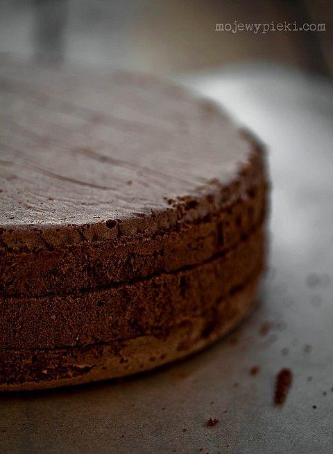Biszkopt kakaowy, najlepszy