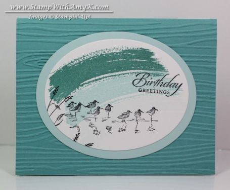 207 best card making su wetlands stamps images on pinterest bird birthday card stamp a stack new weekly deals from stampin up bookmarktalkfo Gallery