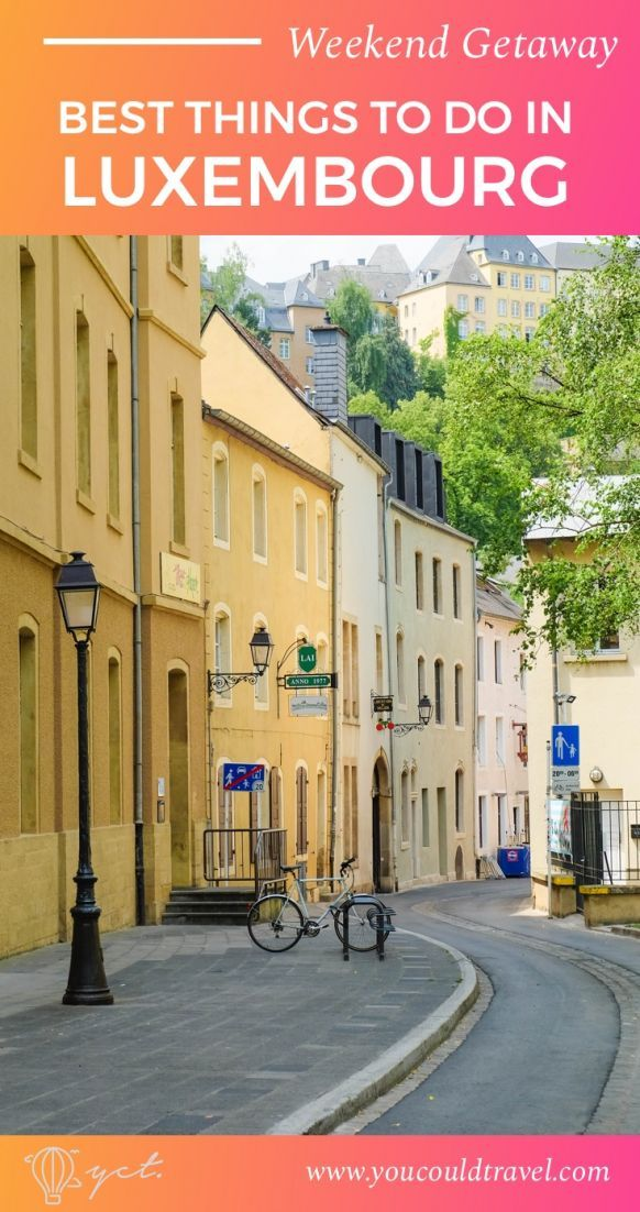 Things to do in Luxembourg: Weekend City Getaway - With so many things to do in Luxembourg, it is now clear to me why tourists pick this fantastic country for a trip abroad. Find out what to see in Luxembourg to enjoy the perfect weekend away with your friends or partner. Here are the best Luxembourg things to do.