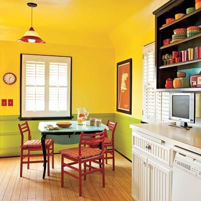 764 best Paint Ideas images on Pinterest | Kitchens, Color schemes ...