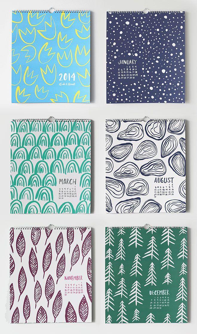 Linda & Harriett  2014 Calendar: