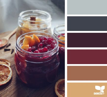 color preserve... jammy hues