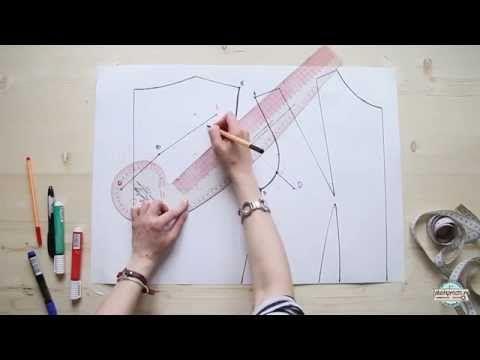Как построить рукав